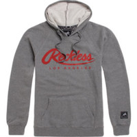 Young and Reckless Throw Back Script Hoodie at PacSun.com