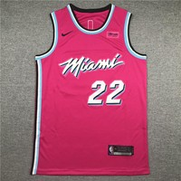 Jimmy Butler Nike Sunset Vice Night Swingman Jersey Miami Heat - Best Deal Online