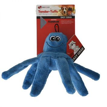 SmartPetLove Blue Octopus Dog Toy