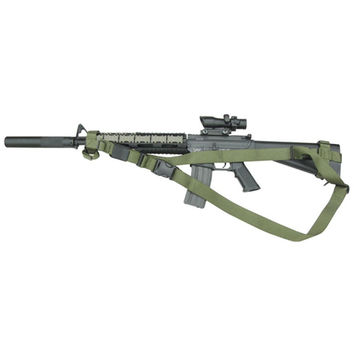 Tactical 3 Point Sling Color- OD Green