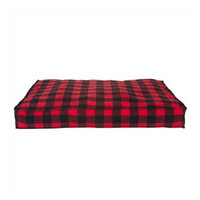 Cabin Blanket Napper Dog Bed
