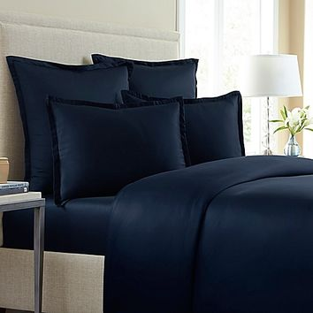 Wamsutta® 620-Thread-Count Solid Duvet Cover