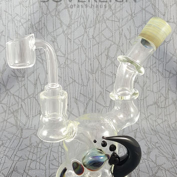 Custom Banger Hanger by SAF Glass