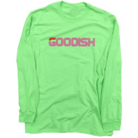 Goodish Long Sleeve Tee