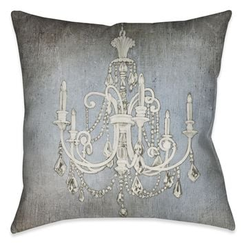 Luxurious Lights I Indoor Decorative Pillow