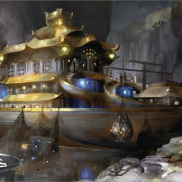 Grand Prix: San Jose 2015 Exclusive Playmat - Treasure Cruise (Supplies: Playmats)