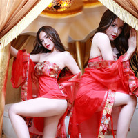On Sale Hot Deal Cute Sexy Uniform Gowns Set Exotic Lingerie [6596858691]