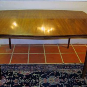 In The Style Of Broyhill Brasilia Dining Table