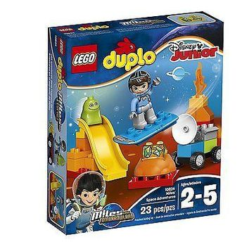 LEGO DUPLO Miles' Space Adventures 10824