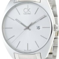 Exchange Men's Watch Dial Color: Silver