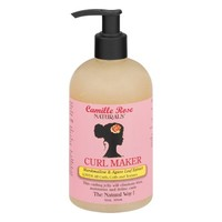 Camille Rose Naturals Curl Maker Marshmallow & Agave Leaf Extract, 12.0 OZ - Walmart.com