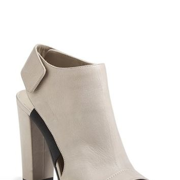Women's Vince 'Anetta' Cutout Leather Bootie,