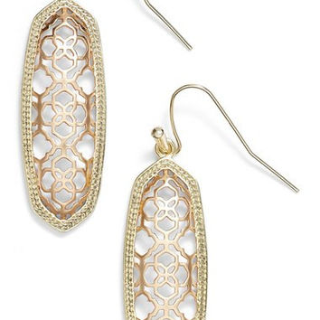 Kendra Scott Brenna Drop Earrings - Multiple Colors