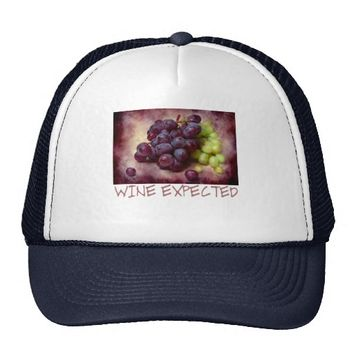 Grapes Red And Green Trucker Hat