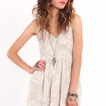 The Perfect Storm Paisley Burnout Dress - $40.00 : ThreadSence.com, Your Spot For Indie Clothing & Indie Urban Culture