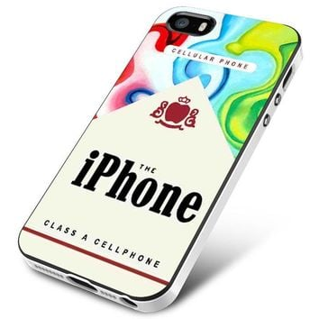iPhone Class A Cellphone Indie iPhone 5 | 5S | 5SE Case Planetscase.com