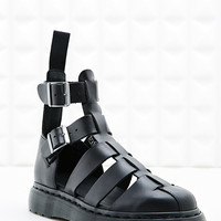 Dr. Martens Geraldo Heavy Gladiator Sandals in Black - Urban Outfitters