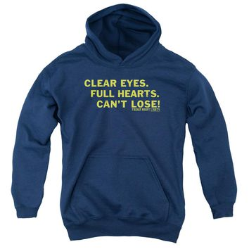 Friday Night Lights - Clear Eyes Youth Pull Over Hoodie