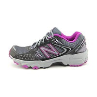 New Balance WTE412 Womens Size 8 Gray Mesh Trail Running Shoes Used