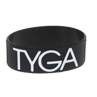 Tyga Rack City Rubber Bracelet | Hot Topic