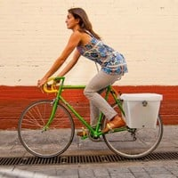 Donkey Boxx - Bicycle Panniers Made in America