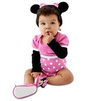 Minnie Mouse Disney Cuddly Bodysuit Collection | Disney Store