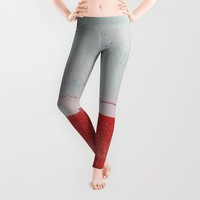 what remained Leggings by duckyb