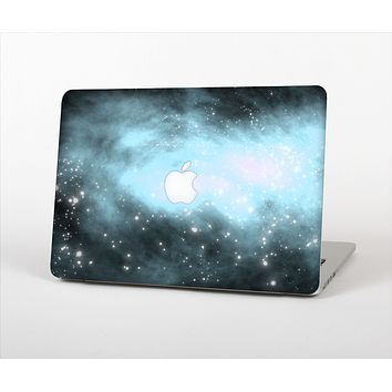 The Light & Dark Blue Space Skin Set for the Apple MacBook Pro 15""