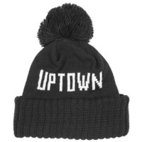 Only Ny Uptown Wildlife Beanie - Black at Urban Industry ($20-50) - Svpply