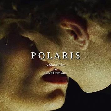 'Skam France - Eliott and Lucas (Polaris)' Poster by JustAnotherBee