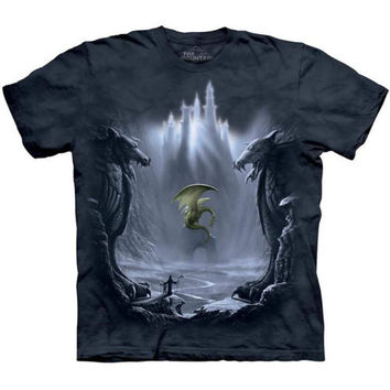 LOST VALLEY T-SHIRT by The Mountain Dragon Tee NEW!