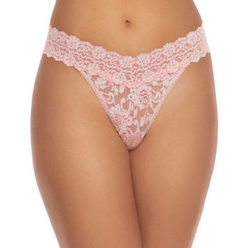 Hanky Panky Cross-Dyed High Rise Thong