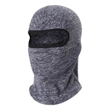 QLIOING thermal winter balaclava windproof face mask ski mask neck warmer cycling mask face cover warm cap hat snowboard
