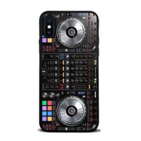 Best DJ Disc Jockey Bar Party Club Case For iPhone 6 6+ 6s 6s+ 7 7+ 8 8+ Cover