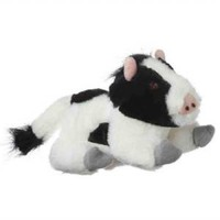 Multipet Look Who Talking Cow Toy