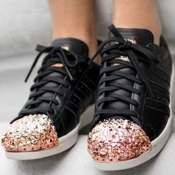 Gotopfashion Adidas Originals Superstar 80s Metal Toe More H 8-30