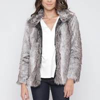 Luxe Faux Fur Jacket