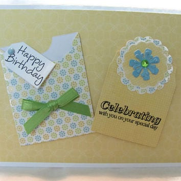 Happy Birthday Card, Birthday Celebration Card
