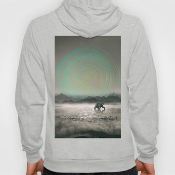 Spinning Out of Nothingness Hoody by Soaring Anchor Designs | Society6