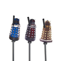 Doctor Who Straws in tableware at Lakeland