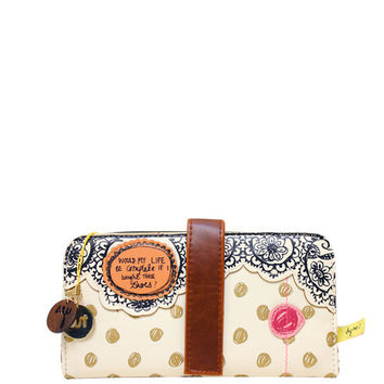 Why Not wallet by Disaster Designs   Little Moose   Cute bags, gifts, toys, jewellery and accessories from independent designers and famous brands