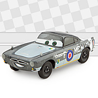 Finn McMissile Aviator Die Cast Car - Artist Series