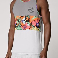 Vans Crescent Cove Tank Top - Mens Tee - Multi Color