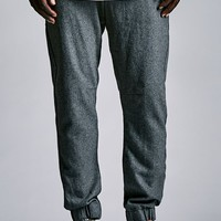 Bullhead Denim Co. Wool-Blend Jogger Pants - Mens Pants - Gray