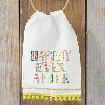 Happily Ever After Hand Towel
