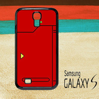 Pokedex Fire Red Samsung Galaxy S2 S3 S4 Cases