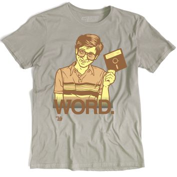 Ames Bros Word Up T-Shirt - Made in U.S.A.