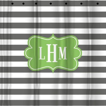 Personalized Shower Curtain  Design Your Own by rrpage on Etsy