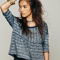 Free People We The Free Abby Road Top