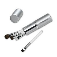 Japonesque Brush Set Touch Up Tube Eye Set Silver | Tools | Birchbox